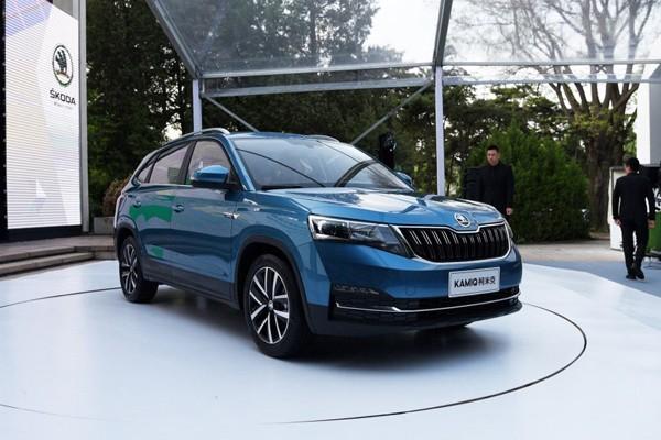 2018北京车展:柯米克预售价12-14万元