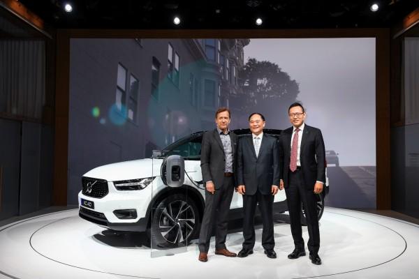 沃尔沃汽车承诺2025年纯电动汽车占销量50%