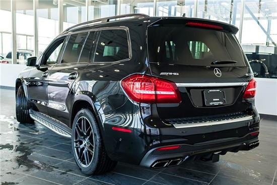 18款奔驰GLS63加版 现车配置及价格解析