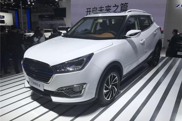 2018北京车展:众泰T300 EV正式亮相