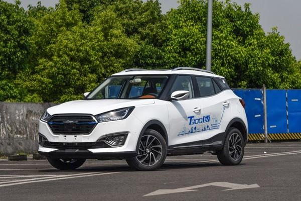 众泰T300 EV最新消息 将于5月18日上市