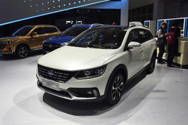 售价6.89-7.69万元  骏派CX65正式上市