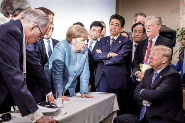 G7峰会难解关税纷争 或影响汽车行业