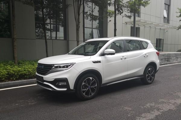 君马SEEK 5实车图曝光 7座SUV/7月上市