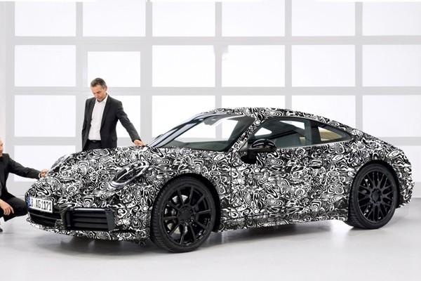 保时捷新一代911最新消息 11月全球首发