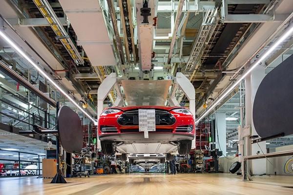 特斯拉将在欧洲建设超级工厂 或选德国