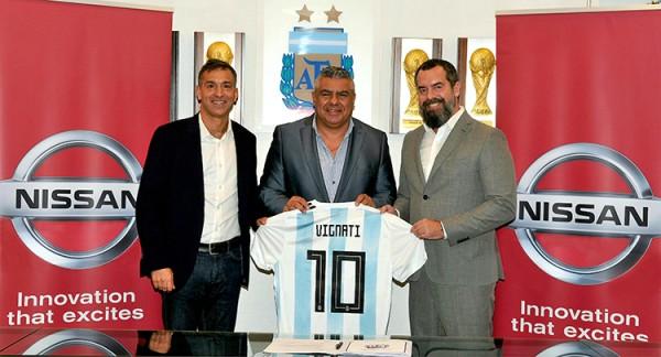 激情变身第十二人 日产汽车助力阿根廷国家队征战世界杯