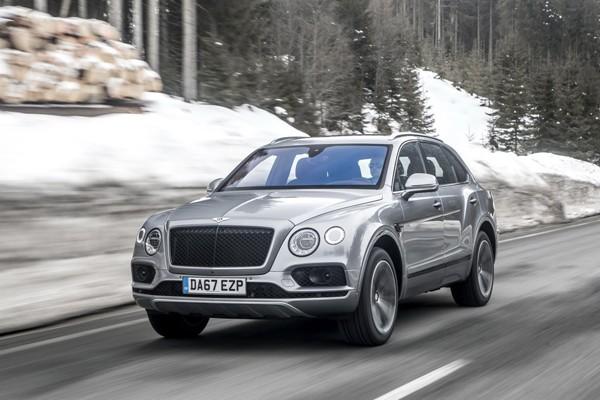 宾利添越Coupe有望2019年发布 轿跑SUV