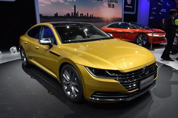 最想买的10款轿车下半年上市,大众CC排在第一!