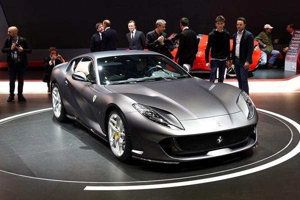 法拉利全系车型官降 最高降幅达53万元