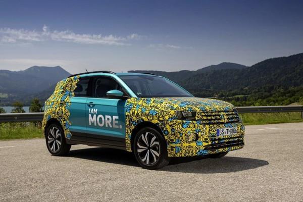 大众T-Cross最新消息 国产将推姊妹车