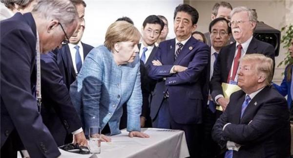 特朗普:或将限制欧盟车辆出口到美国