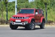 北京BJ40 PLUS环塔冠军版上市 售价19.98万元