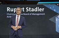 拒陈述事实 奥迪CEO施泰德要求被释放