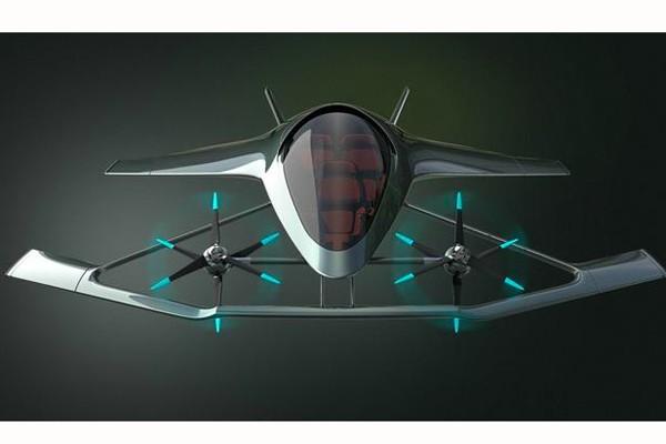 吉利明年生产飞行汽车,第一台飞行汽车将销往美国