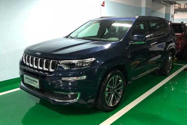 五座中型SUV 全新Jeep指挥官将今晚上市