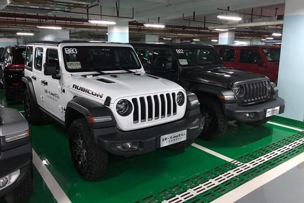 全新Jeep牧马人中规版首发 7月25日上市