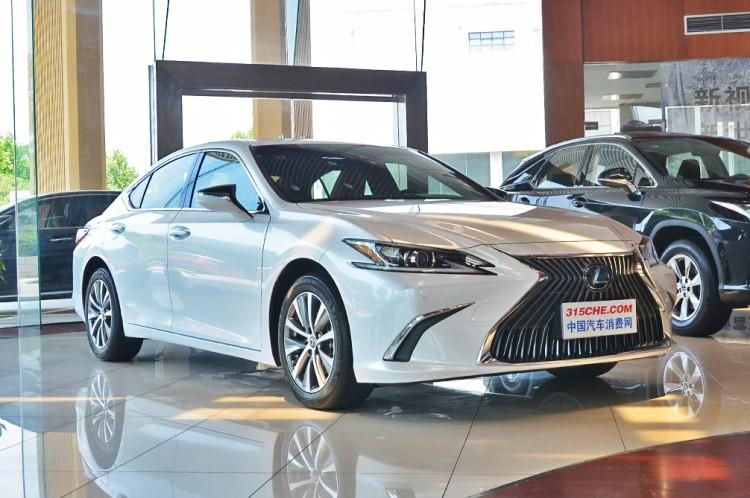 全系配混动系统 雷克萨斯新增车型售39.60万起