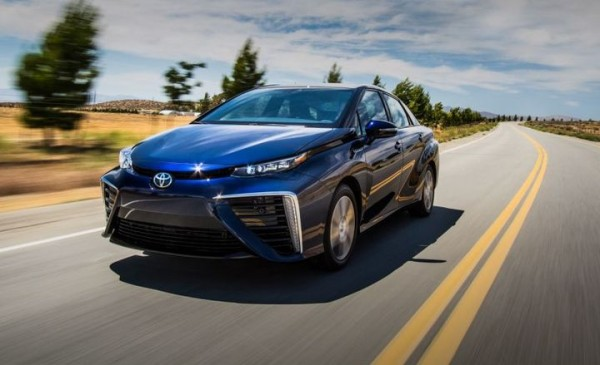 降成本增产量 丰田认准氢燃料电池汽车加大投资