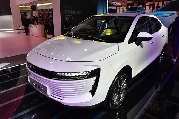 电动跨界SUV 长城欧拉iQ将8月底展上市