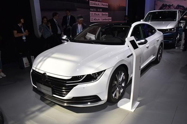 一汽-大众CC将8月28日上市 预售26-32万