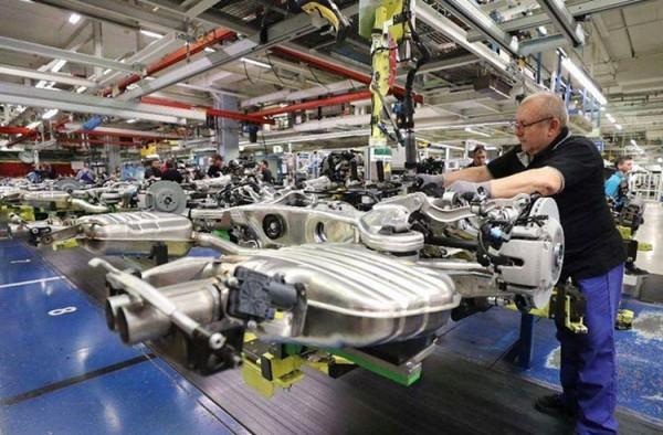 增加電池產能 戴姆勒改造德國現有工廠