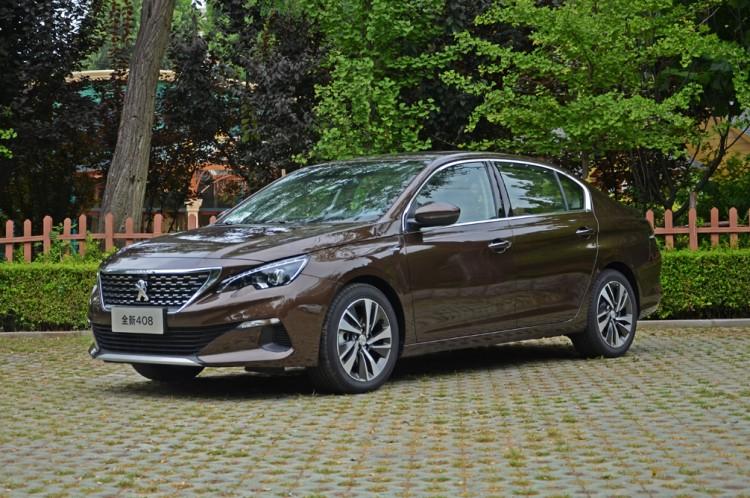 售14.97-16.97万 标致408国VI车型上市