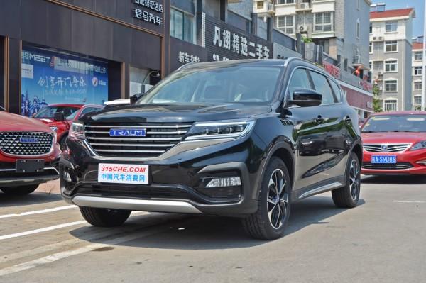 君马SEEK 5(赛克5)新车型上市 售8.99万
