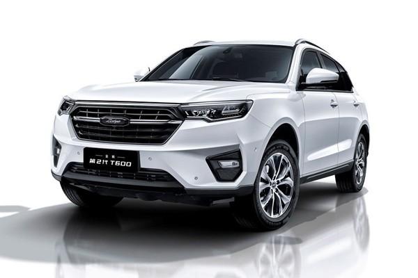 10月10日上市 新款众泰T600预售8-14万