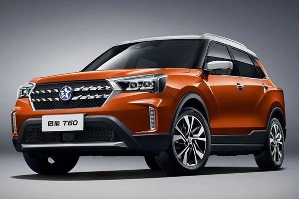 预售价9-12万 启辰T60将于广州车展上市