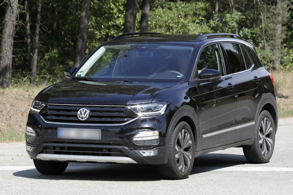 新小型SUV 大众T-Cross将10月25日首发
