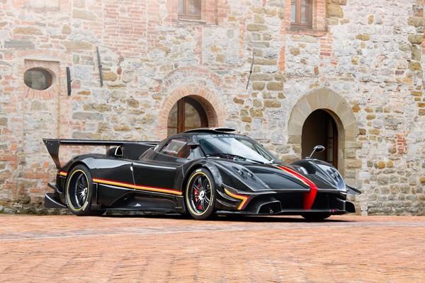 帕加尼已在研发电动车 有望2025年面世
