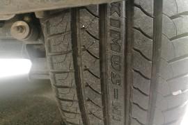 轮胎排水槽开裂严重