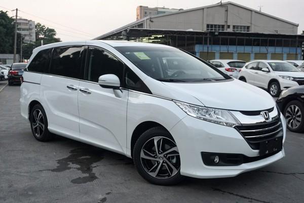 本田新款奥德赛福祉车上市 售32.18万起