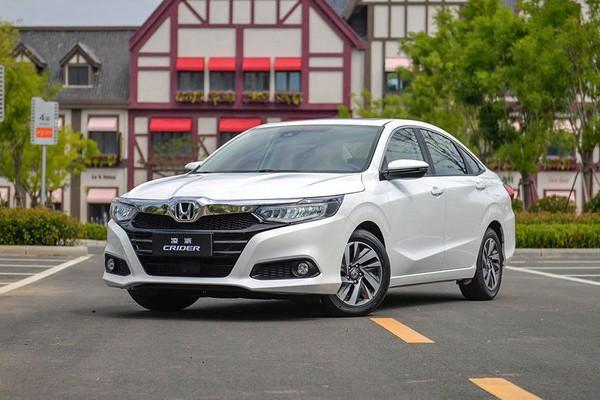本田凌派将9月27日上市 配1.0T三缸引擎