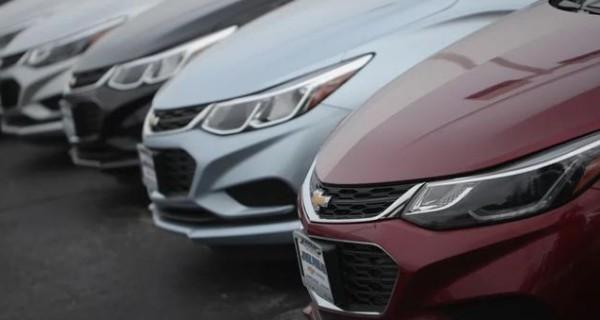 通用汽车召回影响21万辆制动系统的Chevys和Buicks