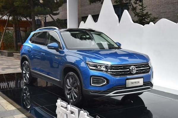 10月22日上市 一汽-大众新SUV定名探岳