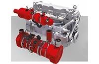康明斯推技术套件 降低柴油发动机排放提高燃油效率