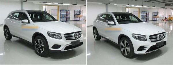 国产奔驰GLC长轴距版将于10月17日上市