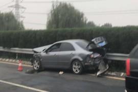 汽车严重碰撞气囊未打开