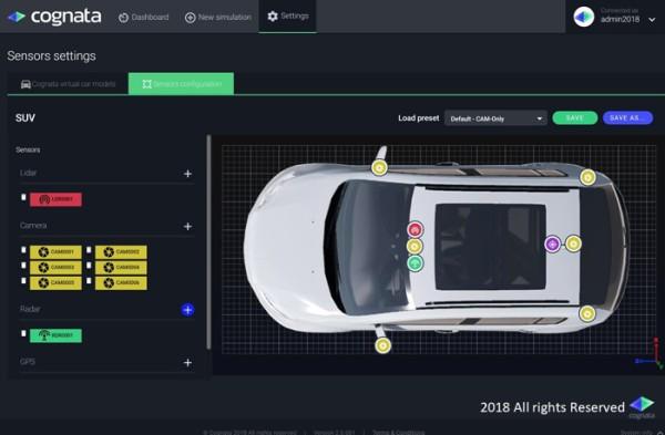 奥迪伙伴Cognata融资1850万美元 将用于发展自动驾驶汽车模拟平台