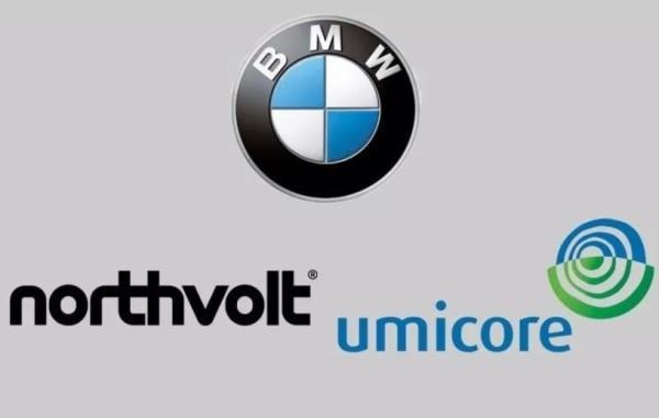宝马/Northvolt/Umicore组电池回收联盟