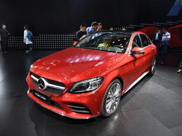售31.58-48.68万元 新款奔驰C级正式上市