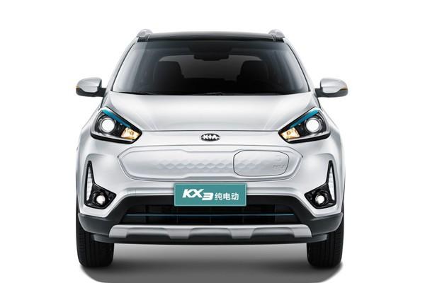纯电动SUV 起亚KX3 EV将于11月11日上市
