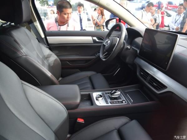 续航500km 比亚迪唐EV将于广州车展亮相【图】