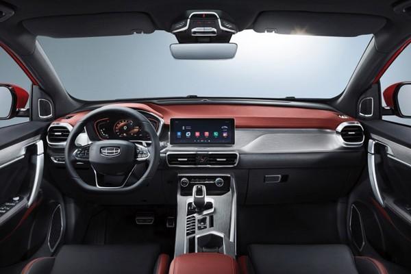 售10.88万元 吉利缤越新增车型上市