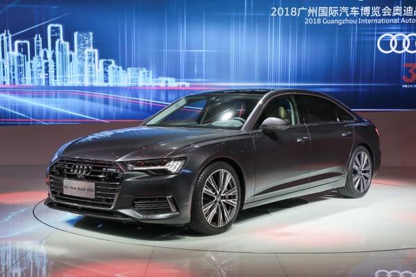 共推13款新车 2019年奥迪在华产品规划