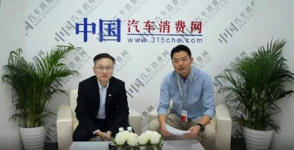 2018广州车展专访:东南(福建)汽车工业有限公司总经理室部长钟维先生