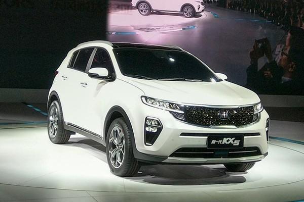 2018广州车展:新款起亚KX5正式发布