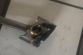 质量问题上汽通用别克威朗发动机活塞环断裂拉缸ESC故障灯亮